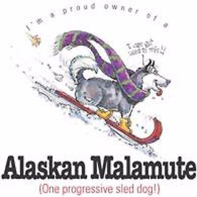 Alaskan Malamute Funny Tote