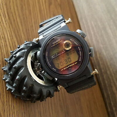 Casio G-Shock Gulfman Limited Edition DW-9700 2080 Without Bezel Men Watch for sale  Shipping to United States