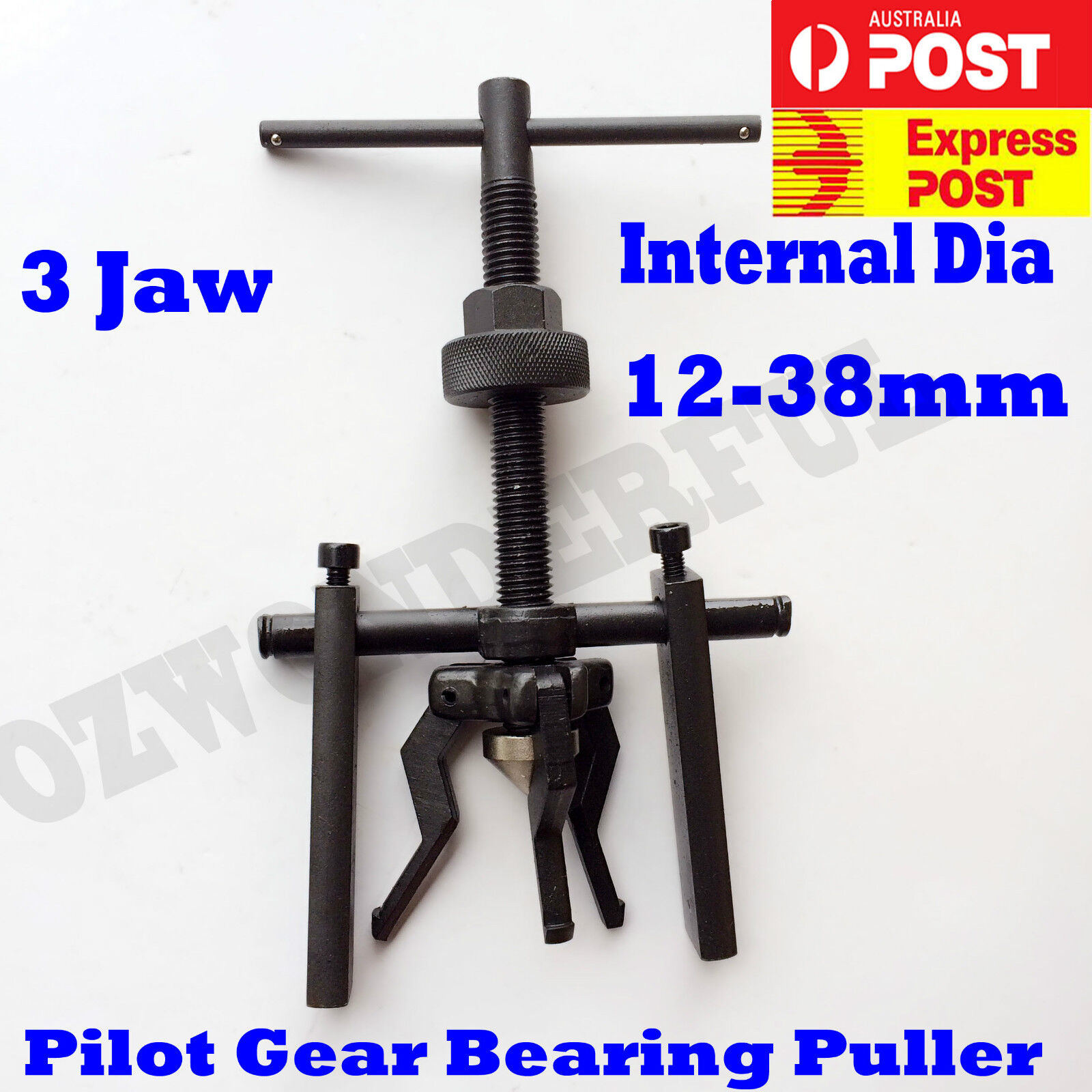 How To Use 2 Jaw Puller : Pilot gear bearing puller jaws heavy duty automotive
