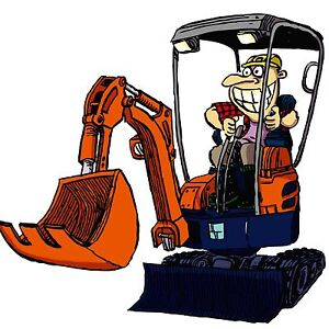 Mini Excavator Hire $195 per day Langwarrin Frankston Area Preview