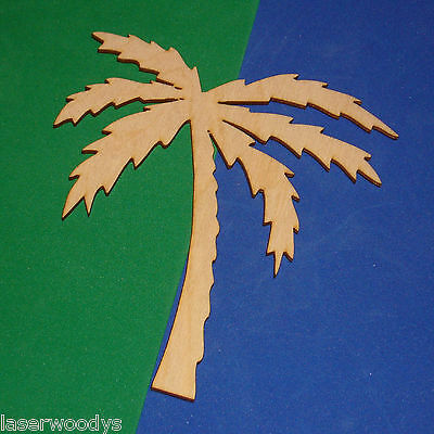 Palm Tree Unfinished Wood Shape Cut Out HPT5114 Crafts Lindahl Woodcrafts    ](Palm Tree Cut Outs)