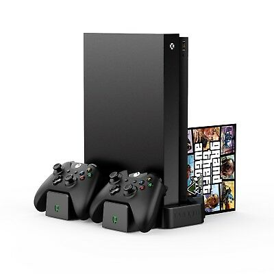 Venom Xbox One X / S Charging Stand and Rechargeable Battery Packs -