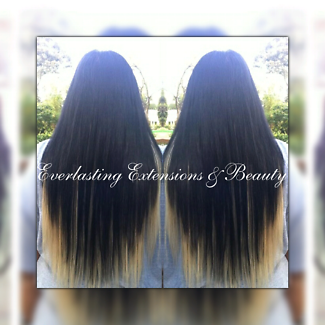 Hair Extensions Install Only 99