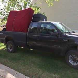 MOVING & JUNK REMOVAL (Same day Service) Edmonton Edmonton Area image 2