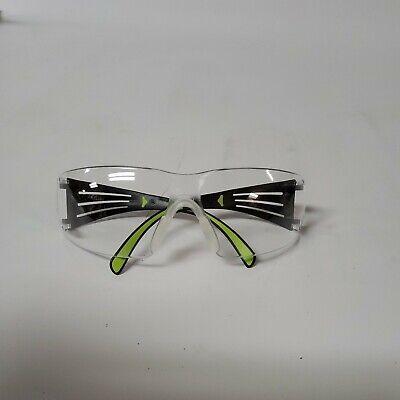 Pack Of 18 3m Securefit 400-series Protective Eyewear Sf401af Clear Anti-fog Len