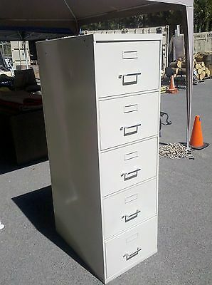 File Cabinet 5 Drawer Legal Shaw Walker We Deliver Locally Northern Ca