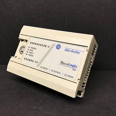 Allen Bradley 1761-l16bbb Ser E Frn 1.0 Micrologix 1000 Controller 16 Point 3
