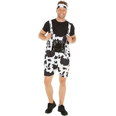 Kuhkostüm Kostüm Männer Karneval Fasching Halloween Tier Bulle Bauernhof Kühe