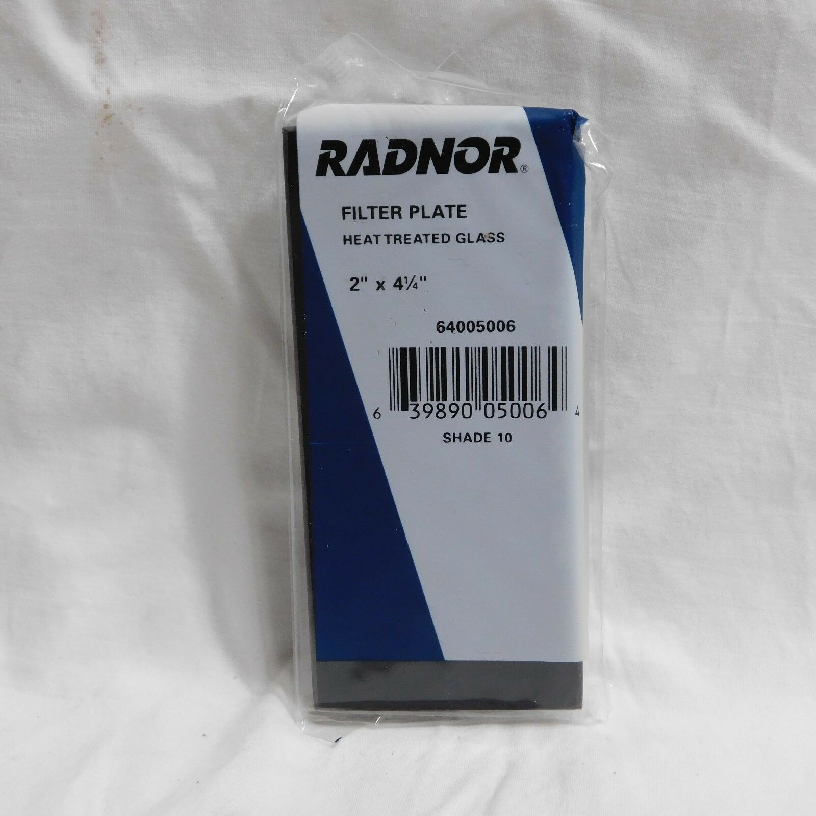 Radnor Heat Treated Shade 11 Filter Plate for Welding Helmets. New in Package
