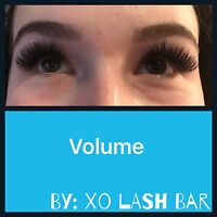 Eyelash extensions ( promo ) xo lash bar