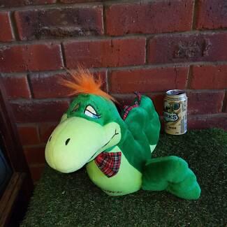 Large Soft Plush Loch Ness Monster Scotland NESSIE  Toy