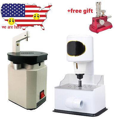 Dental Lab Laser Pindex Drill Pin Driller Machine Arch Model Trimmer Grinder