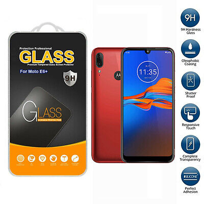 Tempered Glass Screen Protector For Motorola E6 Plus