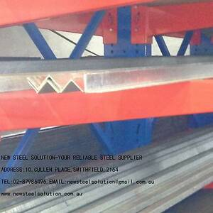 40MM*40MM*4MM HOT DIP GALVANISED ANGLE BAR,$33/L BUNDLE PRICE Smithfield Parramatta Area Preview