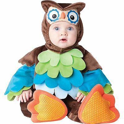 12 Month Boy Halloween Costumes (NEW Boys or Girls InCharacter Owl Halloween Costume 6-12 12-18 or 18-24)