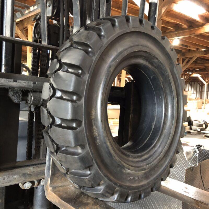 8.15x15 Solideal Solid Pneumatic Tire Forklift Tires NashLift
