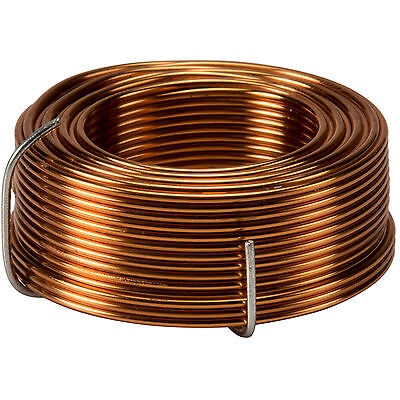 Jantzen 1022 0.33mh 18 Awg Air Core Inductor