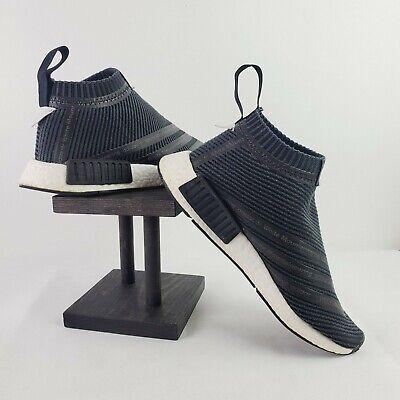 Adidas By White Mountaineering x NMD CS1 Black White Sz 8.5