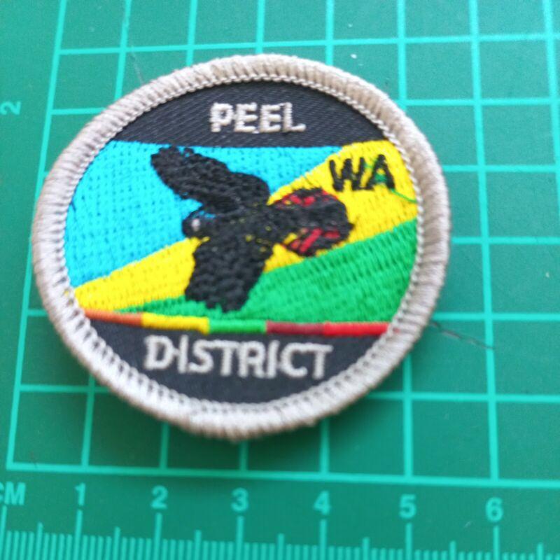 Western Australian Scout District Badge -  Peel
