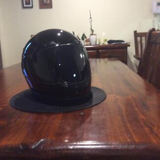 Motorbike helmet good condition
