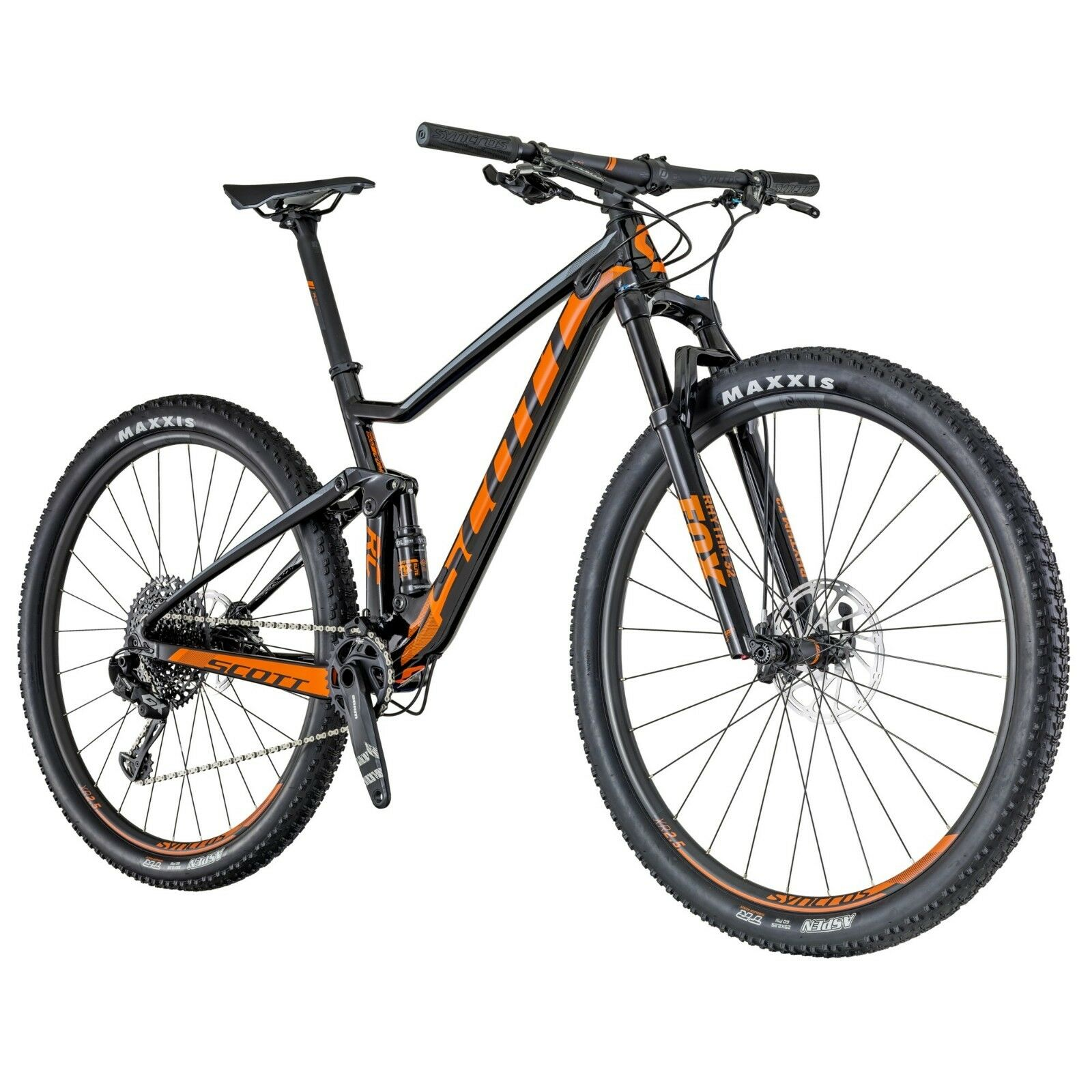 2018 Scott Spark 900 RC Comp, Size M, Full Suspension MTB *NEW*