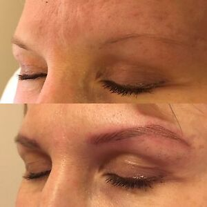 Eyebrow microblading, feathering,just $280 Chadstone Monash Area Preview