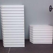 Framed Slatwall display panels Morningside Brisbane South East Preview