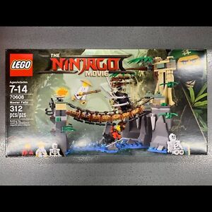 NEW Lego Ninjago master of falls