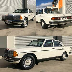 1984 Mercedes-Benz 230 E Automatic Sedan