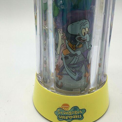 "Spongebob Squarepants 10"" Motion Lamp.2004.Rabbit Tanaka/ Nickelodeon.Rare Find."