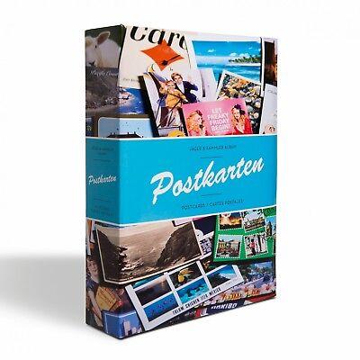 Leuchtturm Postkartenalbum für 200 Postkarten bis Format 162x114mm (342620)