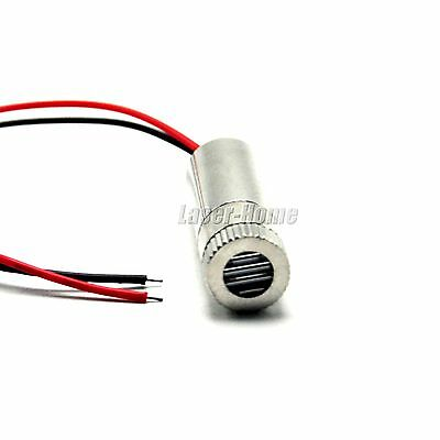 675nm 3.5mw Red Line Focusable Laser Diode Module W 30 456090120 Lens