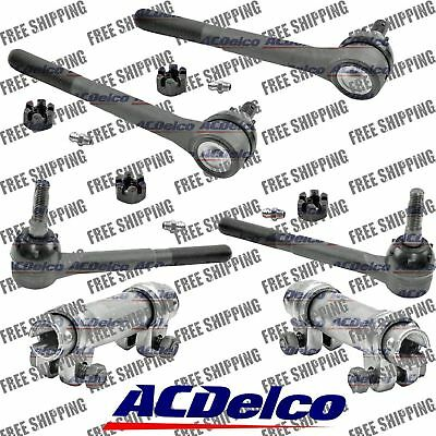New Steering Tie Rod End ACDelco Advantage Fits Chevrolet GMC Truck 4WD 2WD