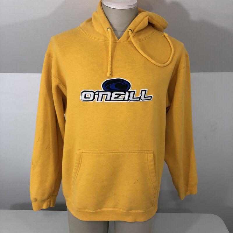 Rare Vintage ONEILL Surf Hoodie Sweatshirt Santa Cruz Board Shop Men's Small S