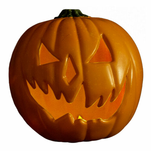 The Curse Of Michael Myers Halloween 6 Scary Decor Light Up Jack Lantern Pumpkin