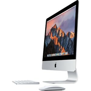 iMac late 2017 4k retina i5 7th gen!!!