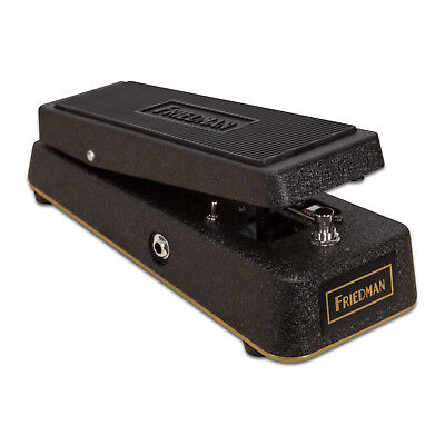Friedman Gold 72 No More Tears Wah Pedal for sale  Blainville