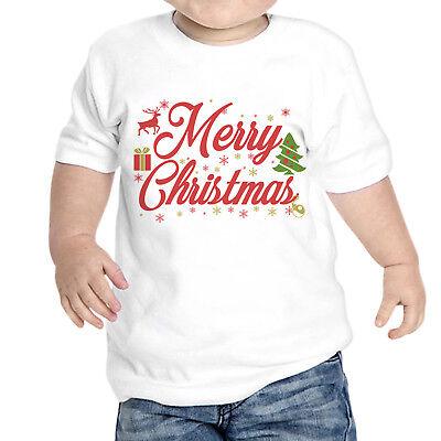 T-Shirt neu geboren merry christmas Weihnachten Geschenkidee