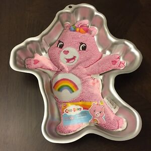 Wilton cheer carebear cake pan - BNIB