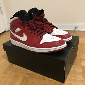 Size 10 Jordan 1 gym red