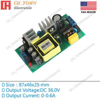 Ac-dc 36v 0.6a 24w Power Supply Buck Converter Step Down Module High Quality Usa
