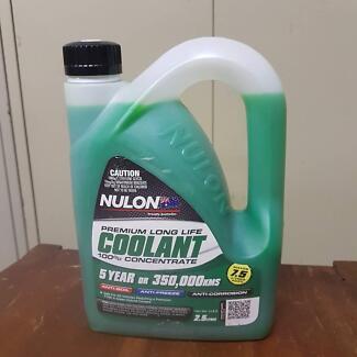 Nulon Green Long Life Anti-Freeze/Anti-Boil Concentrate - 2.5 Li