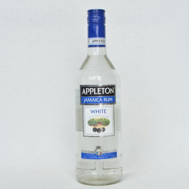 Appleton White Jamaica Caribbean Rum 37,5% 0,7L