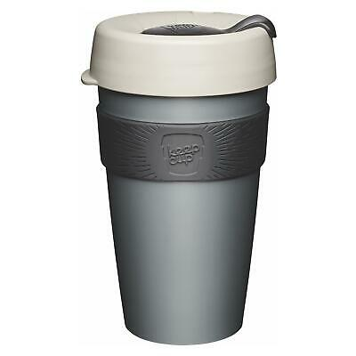 KeepCup Changemakers Original Re-Useable Coffee Cup Travel Mug 454ml 16oz, Nitro