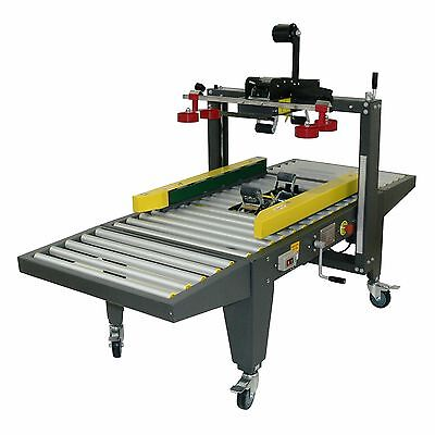 Semi-Automatic Case Box Carton Sealer Taper New *Free Shipping* CCN-107