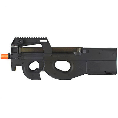400 FPS P90 OFFICIALLY LICENSED FULL AUTO ELECTRIC AEG AIRSOFT RIFLE GUN 6mm BB