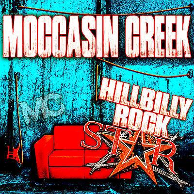 Moccasin Creek Hillbilly Rockstar Colt Ford Demun Jones New Cd Free Shipping