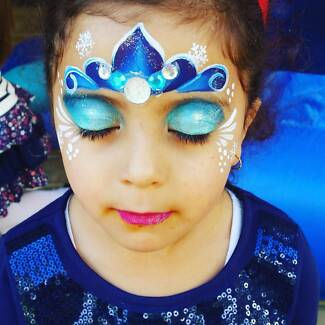 Frozen Party Face Painter Swan View Swan Area Preview