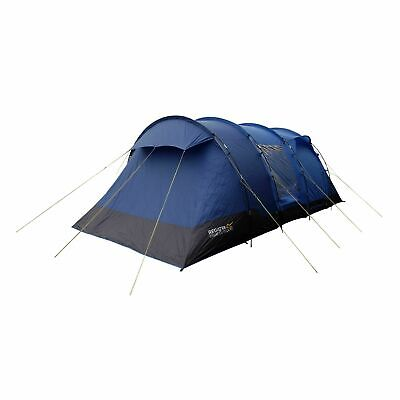 Regatta Equipment Karuna Vis A Vis 6 Man Tunnel Tent Blue