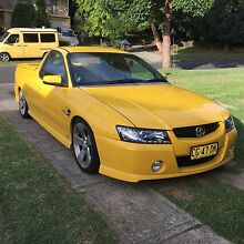 VZ SS Thunder 6 litre V8 Manual 6 months rego Campbelltown Campbelltown Area Preview